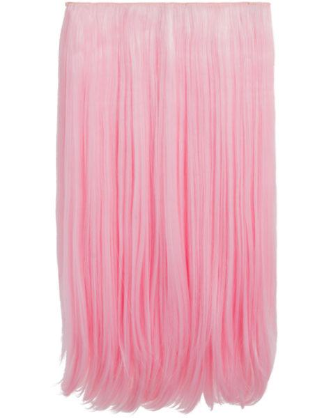 Extension a clip – Colorata – #ROSE-QUARTZ Rosa quartz