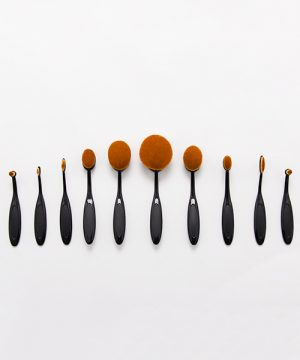 Kit Pennelli Make Up - Oval