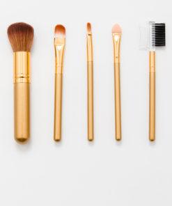 Professional Kit 5 Pennelli Make Up