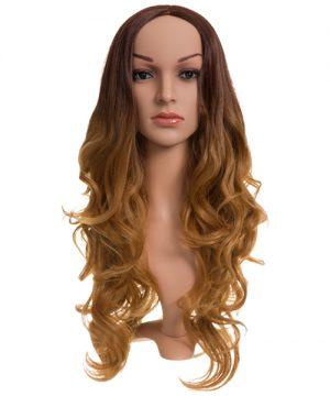 Parrucche capelli sintetici