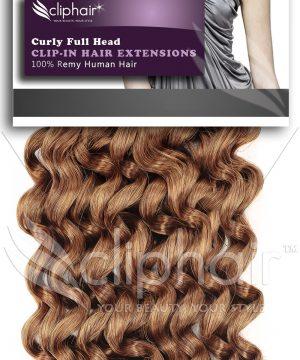 Extension a clip ricci - capelli 100% veri 577f53076eb1